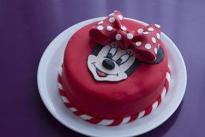 Recette Kids Birthday cake #7 – Gâteau Minnie