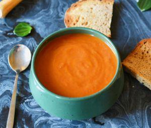 Recette Soupe à la tomate et au cumin