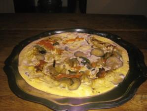 Recette Fritatta Campagnola (Omelette campagnarde)