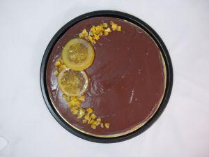 Recette Gâteau à l'orange et au chocolat