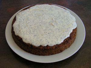 Recette Gâteau à la courgette