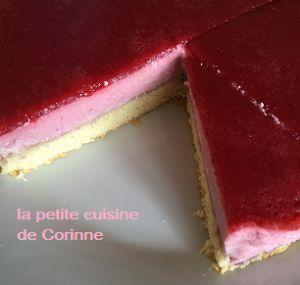 Recette Bavarois fraise