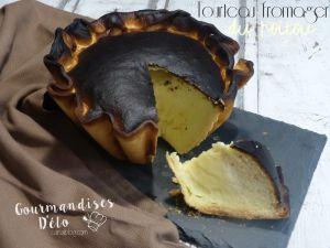 Recette Tourteau fromager du Poitou
