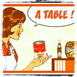 Recette A table avec Julie