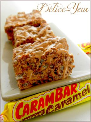 Recette Bouchées Carambar & Chamallow