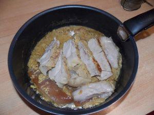 Recette Rouelle de porc à la moutarde à l' ancienne
