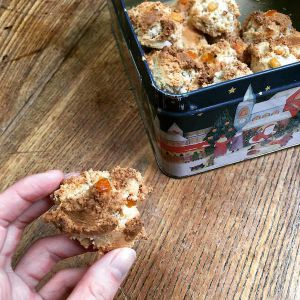 Recette Bredele : macarons à l'amande