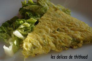 Recette Frittata aux poireaux (i'cook'in ou pas )