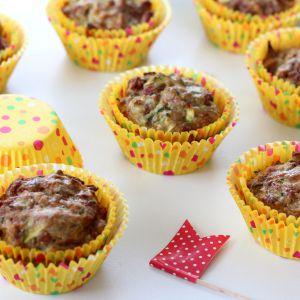 Recette Cake Courgette & Bacon {Sans Gluten}