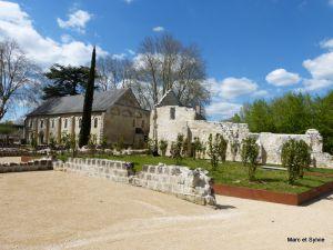 Recette RICHE(37) - Prieur? Saint-Cosme de Tours et Demeure de Ronsard