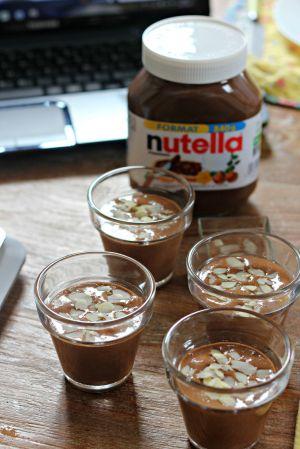 Recette Mousse au Nutella