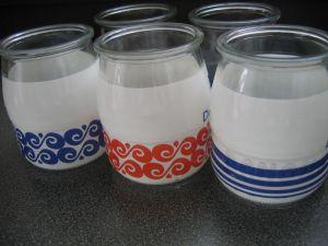 Recette Écrin collector pour les yaourts et crèmes maison