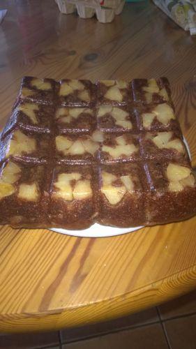 Recette Gateau poire chocolat