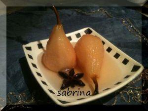 Recette Confiture de poire ou poire au sirop