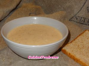 Recette Soupe au pain