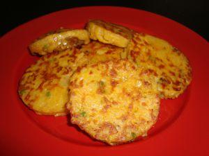 Recette Croquettes de paella