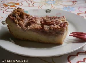 Recette Far freizh & chia ~sans lactose ~