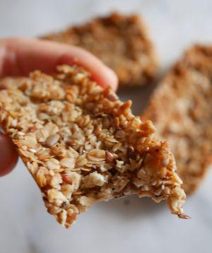 Recette Barres de céréales simplissimes