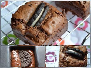 Recette Brownies aux Oréo