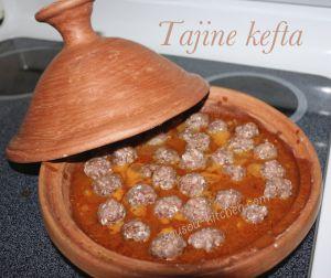 Recette Tajine de viande hachée /Tajine kefta
