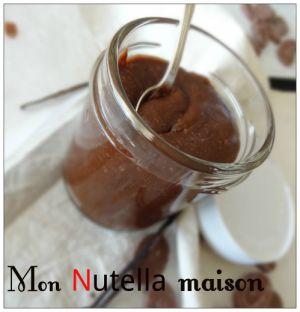 Recette Nutella maison