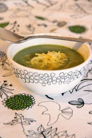 Recette Soupe improbable