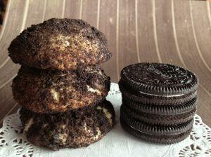 Recette Oreo cheesecake cookies