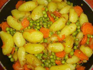 Recette Jardinière de légumes COOKEO