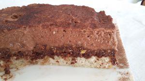 Recette Trianon – Gâteau royal (vegan)