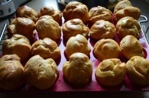 Recette Croquembouche, pyramide de choux à la crème et caramel : la recette simple