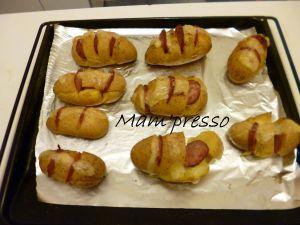 Recette Patates comtoise