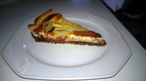 Recette Tarte choco-poire