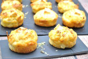 Recette Muffins feta citron