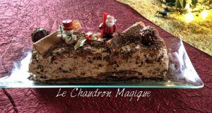 Recette Monsieur Cuisine ou pas..... entremet aux Ferrero Rochers pour Pâques, ou la bûche Ferrero Rochers pour Noël