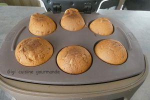 Recette Muffins à la vergeoise