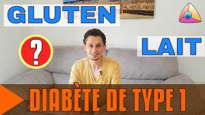 Recette Rôle du lait et du gluten dans le déclenchement du diabète de type 1 ?