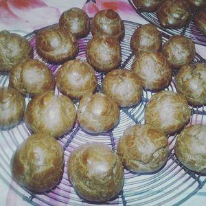 Recette Pâte à choux au chocolat