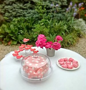 Recette Sweet table Minnie Mouse