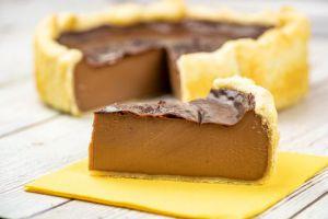 Recette Flan pâtissier au chocolat