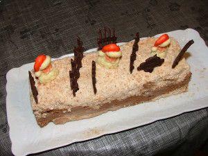 Recette Napolitaine au chocolat