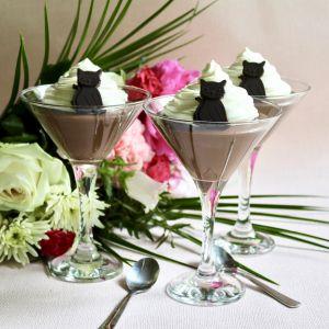 Recette Liégeois au chocolat et fève Tonka