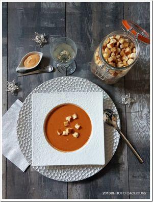 Recette Soupe de poisson (anti-gaspi)