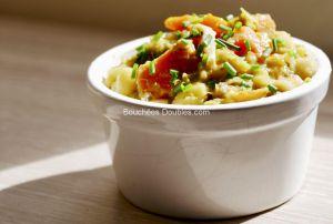 Recette Colombo alcalin de haricots blancs, légumes et coco