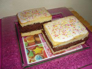 Recette Gâteaux au yaourt comme des Napolitains