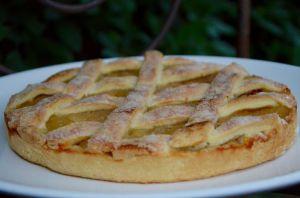 Recette Tarte pommes - poires