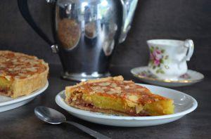 Recette Bakewell tart