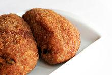 Recette Nuggets de poulet et fromage