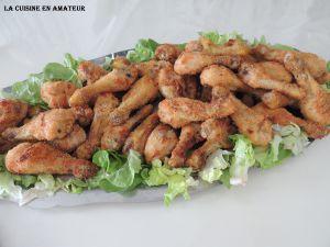 Recette Cuisses de poulet panées