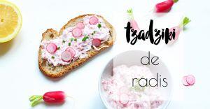 Recette Tzatziki de radis rose & 48 h de l'agriculture urbaine