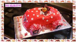 Recette Gâteau Minnie :